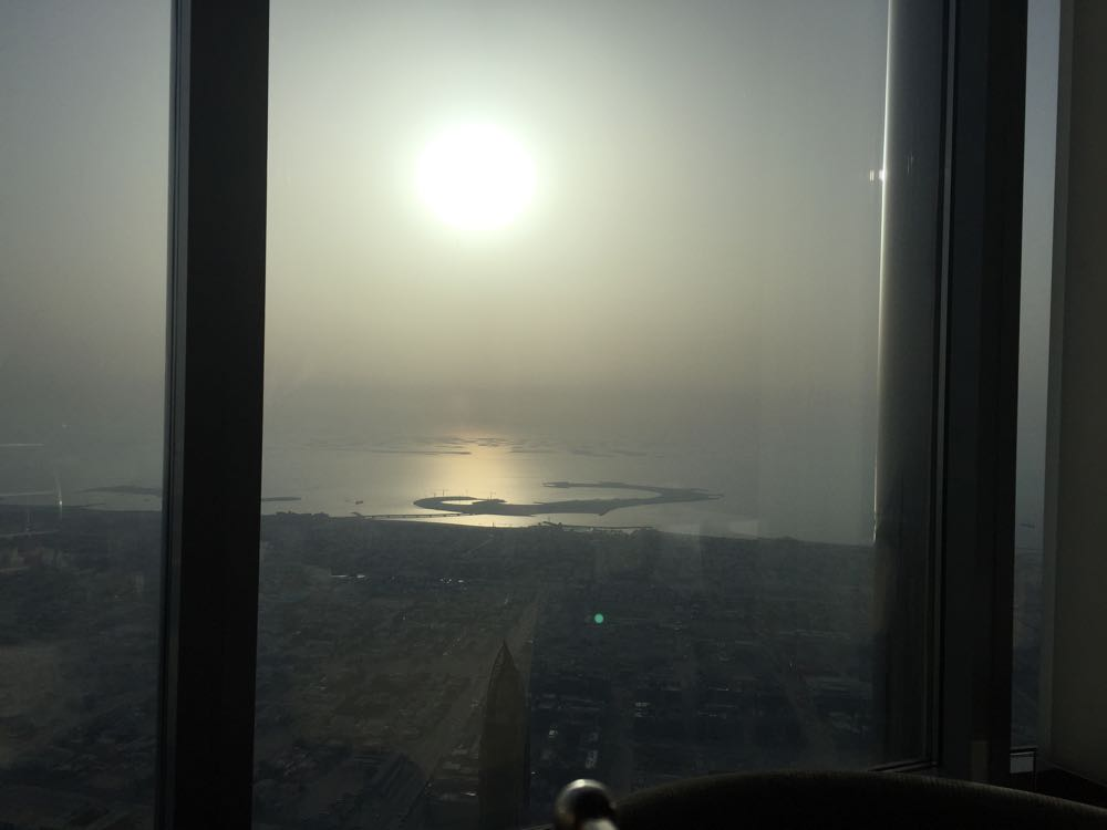High Tea Burj Khalifa - 66 of 70
