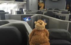 American Airlines Business Class 777-200 London to Chicago - 3 of 46