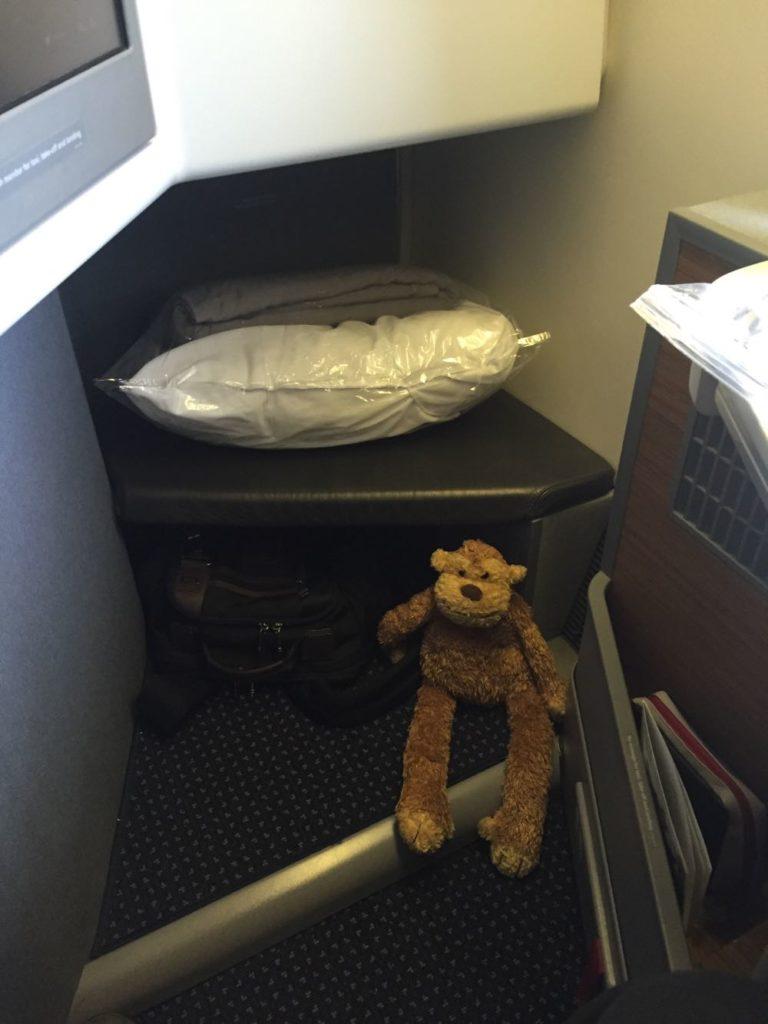 American Air Business Class 777-300 ER LHR-LAX Mini Cabin - 21 of 36