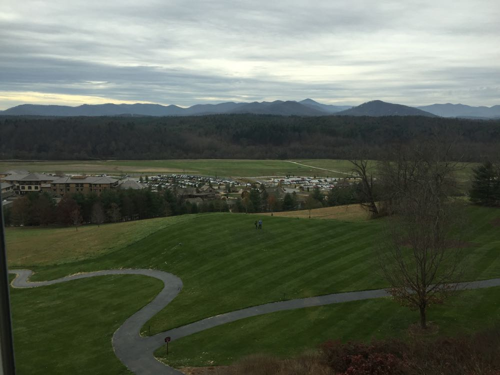Review: The Inn on Biltmore Estate Candlelight Christmas