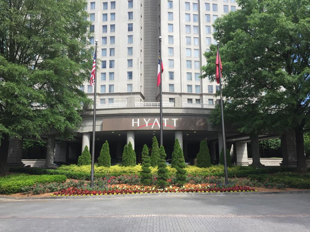 Grand Hyatt Atlanta Grand Suite