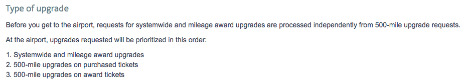 American Airlines will start upgrading award tickets and prioritizing by EQD