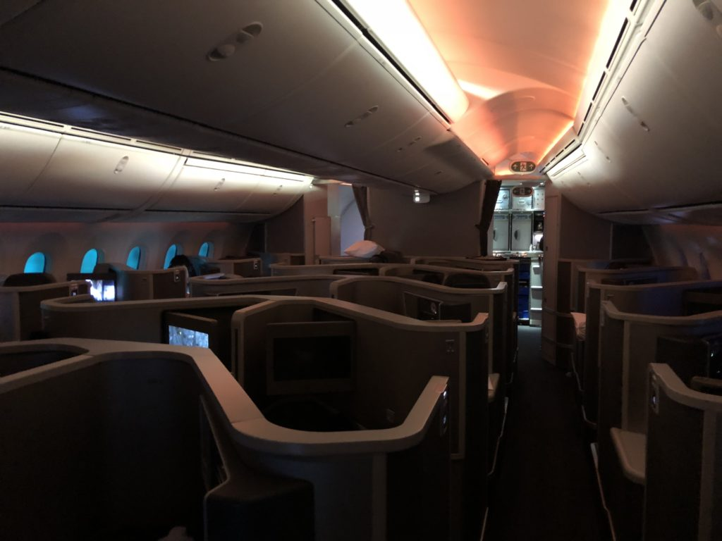 AA Business Class 772 And 787 8 Zodiac