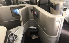 Review: American Airlines Business Class 787-8 Los Angeles to Beijing