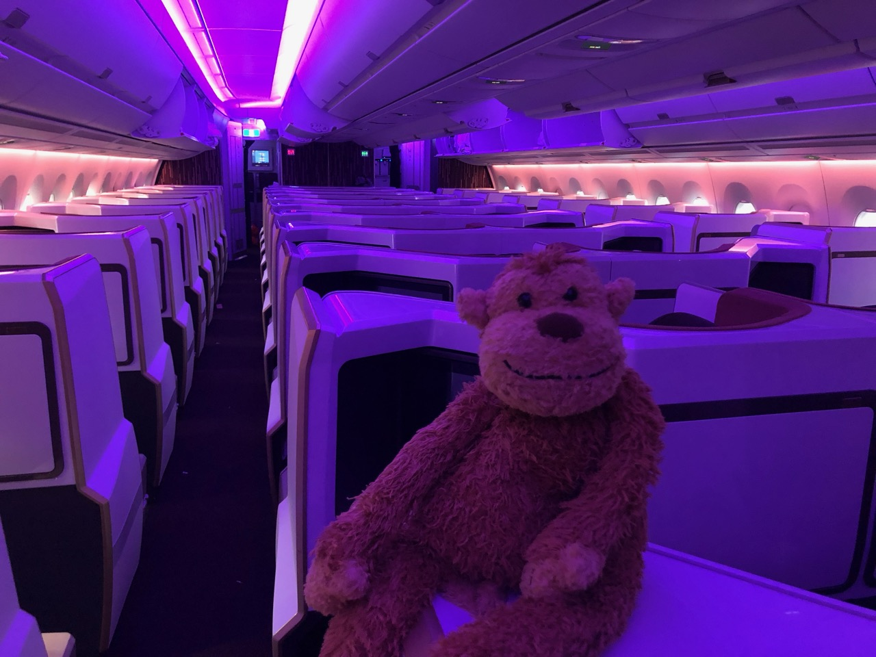 Wow! Book Virgin Atlantic with Air France/KLM Flying Blue miles ( reduced surcharges too ) - Monkey Miles