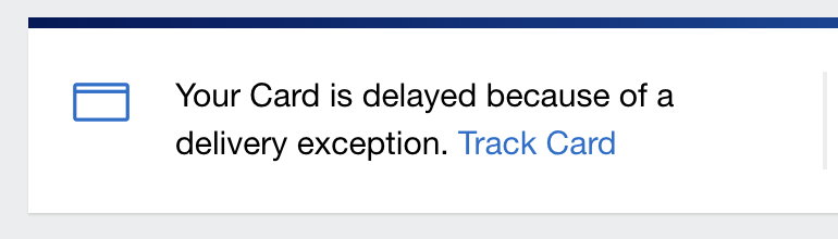 When will my amex arrive - here's how you can track your amex card - track card